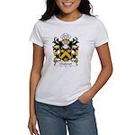 Chaloner Family Crest Women's T-Shirt