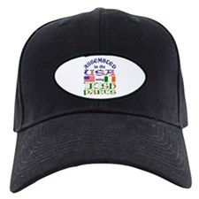 USA / Irish Parts Baseball Hat