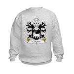Celynin Family Crest Kids Sweatshirt