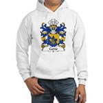 Carne Family Crest Hooded Sweatshirt