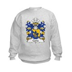 Carne Family Crest Kids Sweatshirt