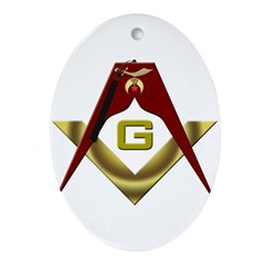 The Fez on the S&C Oval Ornament