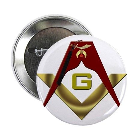 "The Fez on the S&C 2.25"" Button (10 pack)"