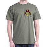The Fez on the S&C Dark T-Shirt