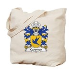 Cardwed Family Crest Tote Bag