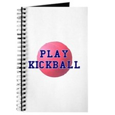 Play Kickball Journal