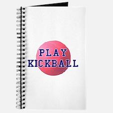 Play Kickball Journal