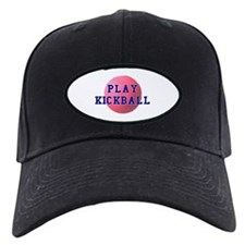 Play Kickball Baseball Cap