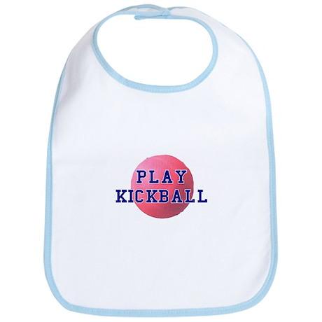Play Kickball Bib