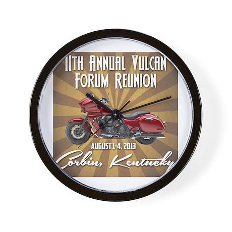 Reunion Clock