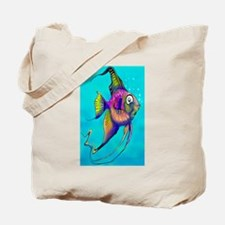 Cute Underwater Tote Bag
