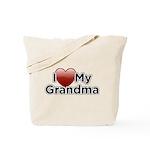 Love Grandma Tote Bag