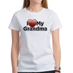 Love Grandma Women's T-Shirt