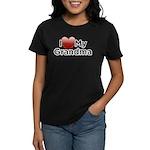 Love Grandma Women's Dark T-Shirt