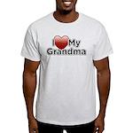 Love Grandma Light T-Shirt