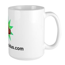 Pax Acidus Large Coffee Mug