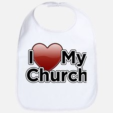 Love Church Bib