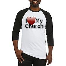Love Church Baseball Jersey