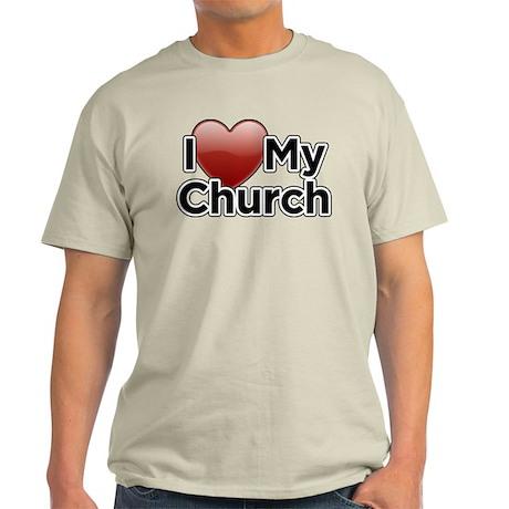 Love Church Light T-Shirt