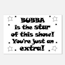 Bubba is the Star Postcards (Package of 8)
