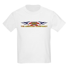 Vast Right Wing Conspiracy Kids T-Shirt
