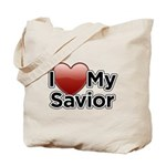 Love Savior Tote Bag