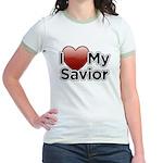 Love Savior Jr. Ringer T-Shirt