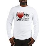 Love Savior Long Sleeve T-Shirt