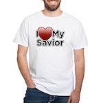 Love Savior White T-Shirt