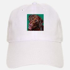 Happy Dog Baseball Baseball Cap