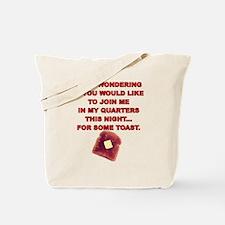 Toast Tote Bag