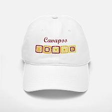 Cavapoo (vintage colors) Baseball Baseball Cap