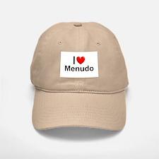 Menudo Baseball Baseball Cap