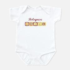 Bolognese (vintage colors) Infant Bodysuit