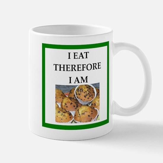 Funny breakfast joke Mugs
