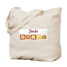 Jindo (vintage colors) Tote Bag