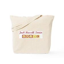 Jack Russell Terrier (vintage Tote Bag
