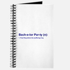 Bachelor Party 2 Journal