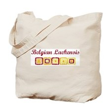 Belgian Laekenois (vintage co Tote Bag