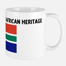 PROUD OF MY SOUTH AFRICAN HER Mug