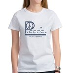 Peace to all Mankind Women's T-Shirt