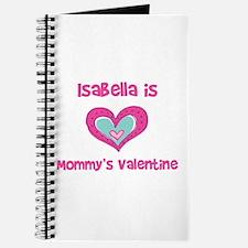 Isabella is Mommy's Valentine Journal