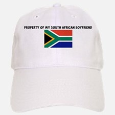 PROPERTY OF MY SOUTH AFRICAN Baseball Baseball Cap