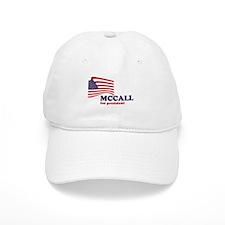 James H. McCall for president Baseball Cap