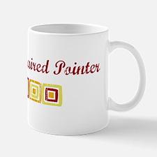 German Wirehaired Pointer (vi Mug
