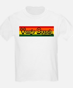 Van's Beach Surf Classic T-Shirt