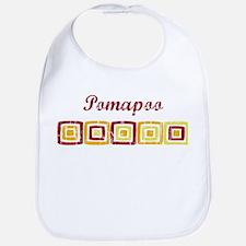 Pomapoo (vintage colors) Bib