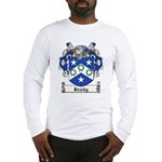 Brody Family Crest Long Sleeve T-Shirt