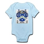 Brody Family Crest Infant Creeper