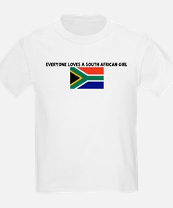 EVERYONE LOVES A SOUTH AFRICA T-Shirt